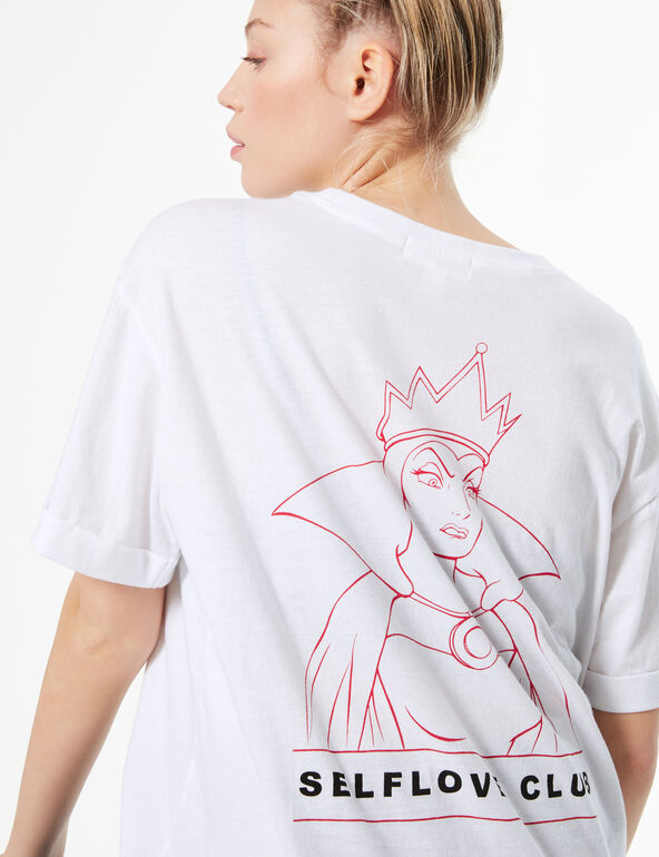 Tee-shirt Disney Méchante Reine