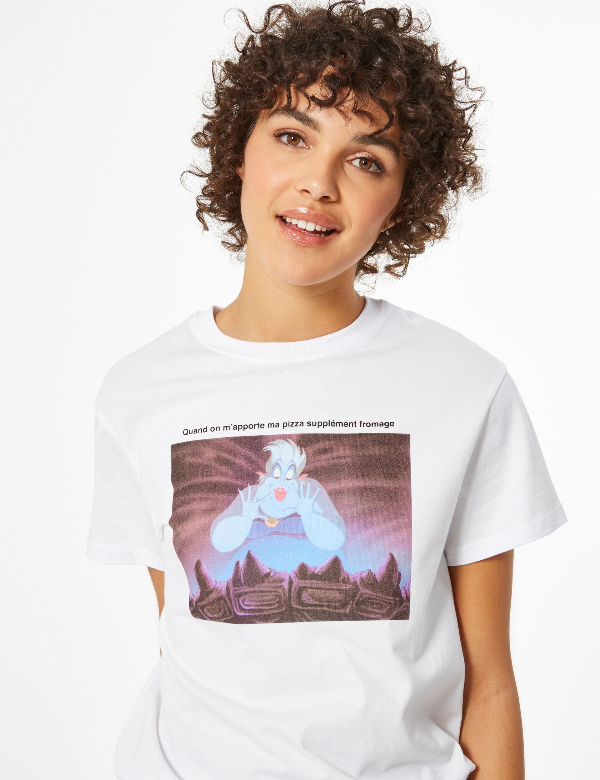Disney ursula t-shirt