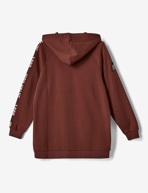 sweat long high value rouille