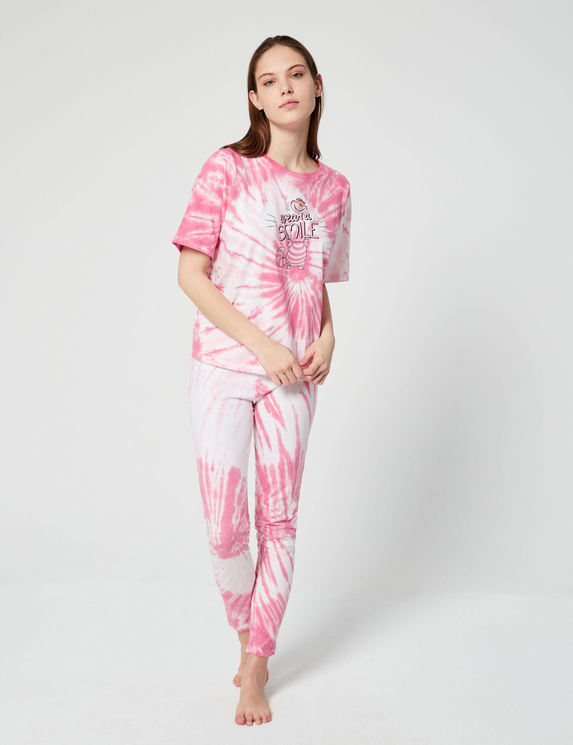 Pyjama DIsney Chat du Cheshire