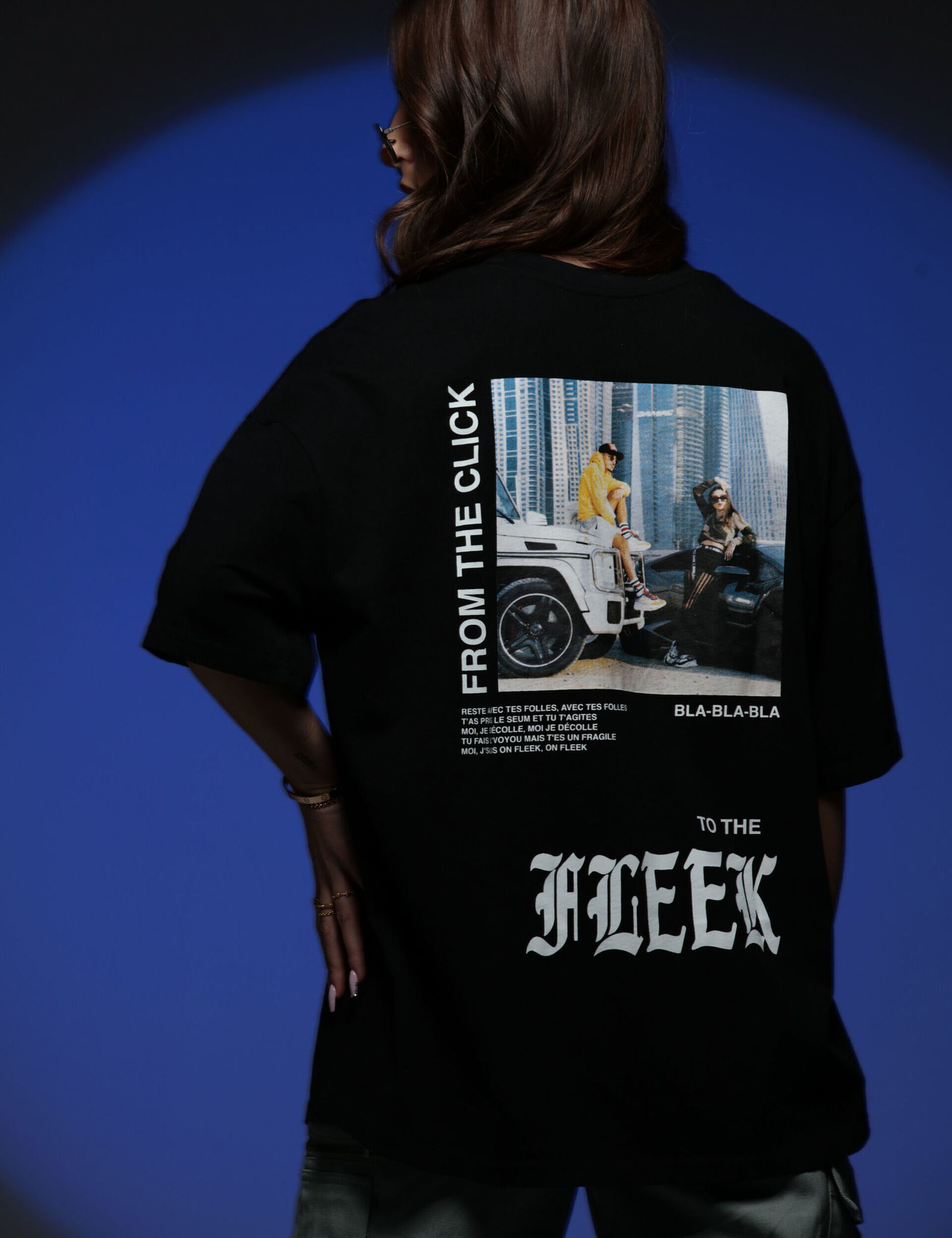 Tee-shirt Billio