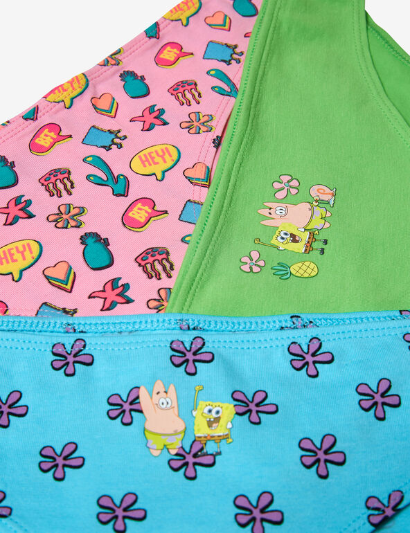Spongebob Squarepants knickers