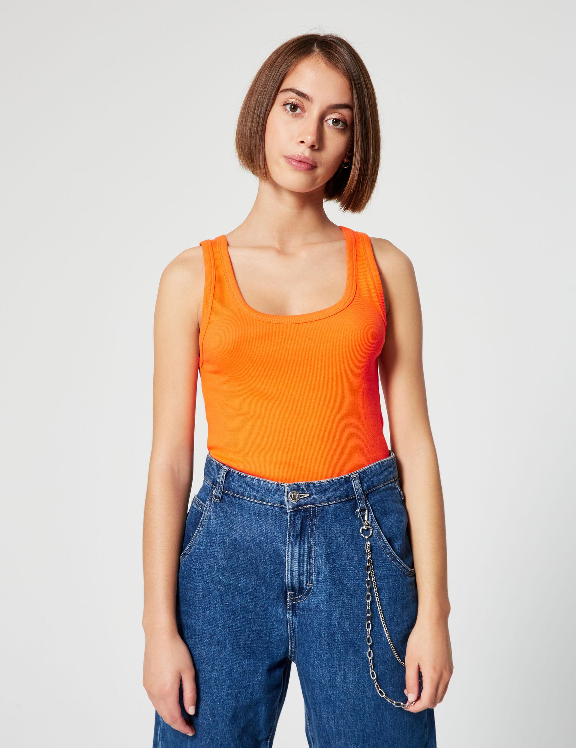 Basic vest top
