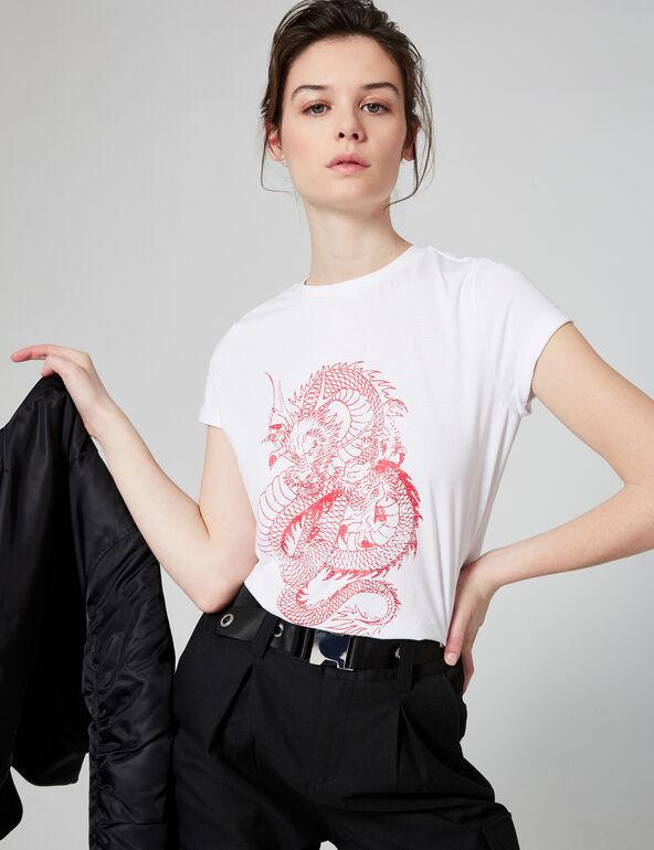 Tee-shirt dragon