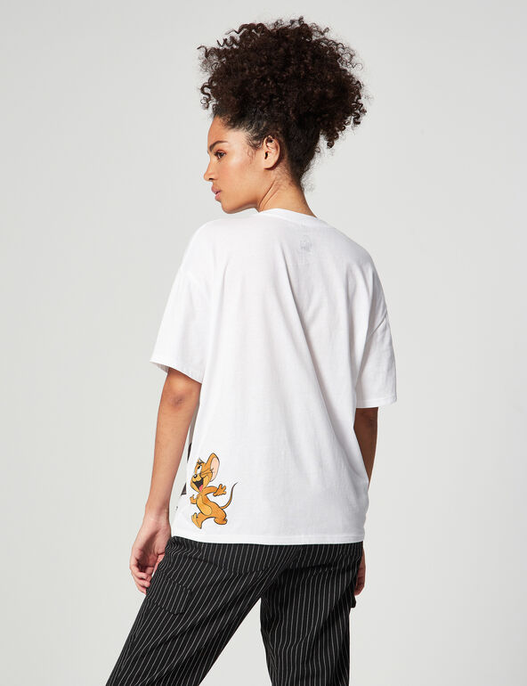 Tee-shirt Tom and Jerry