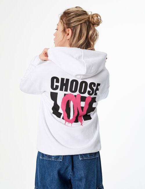 Sweat choose love