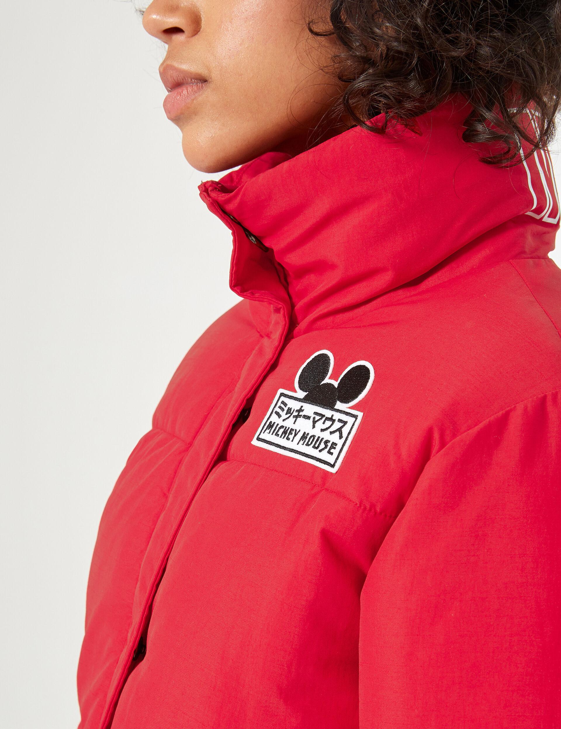 Disney mickey mouse padded jacket