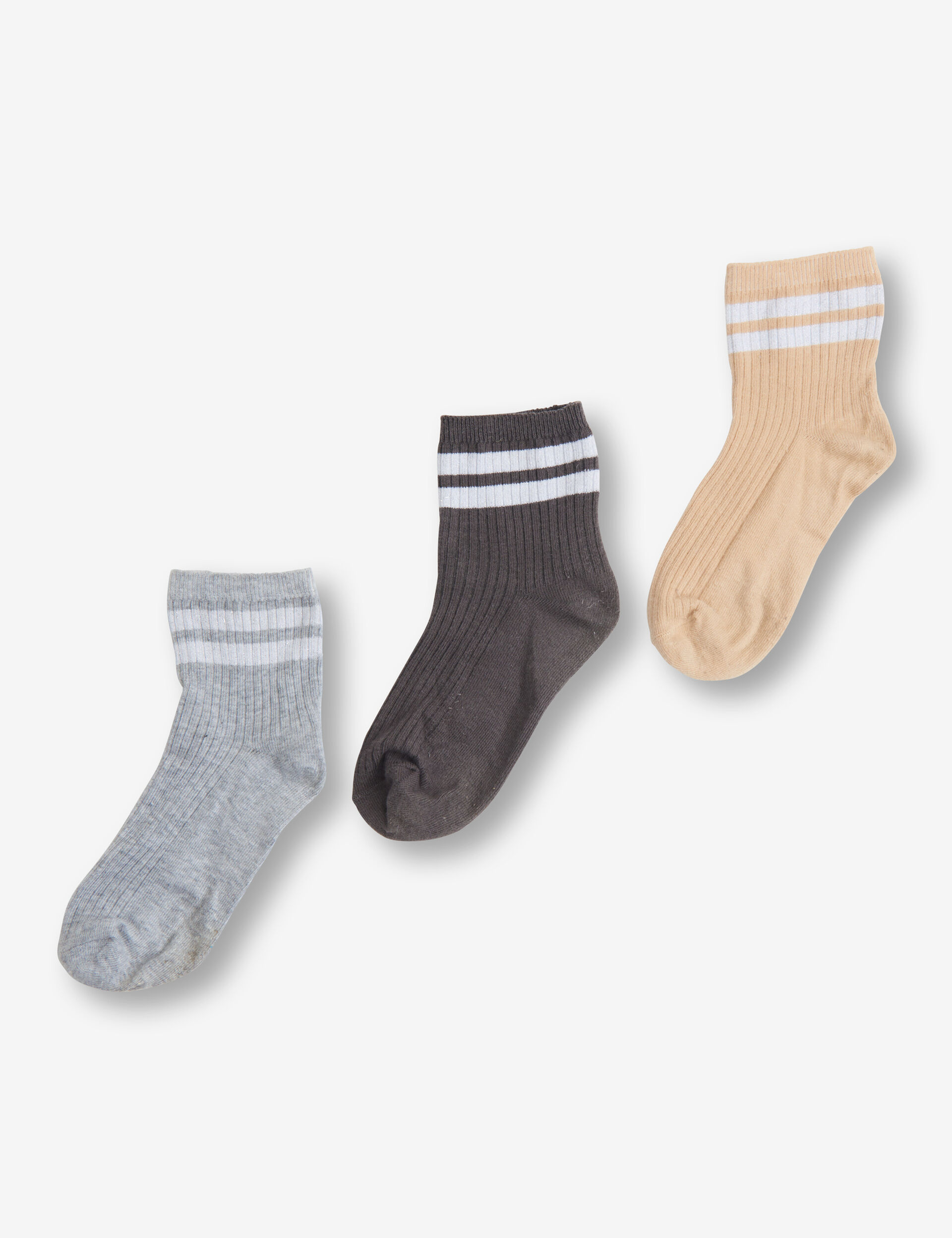 Chaussettes sport pailletées
