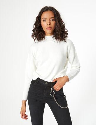 gamme exceptionnelle de styles acheter pas cher correspondant en couleur Pull & Gilet Femme • Jennyfer