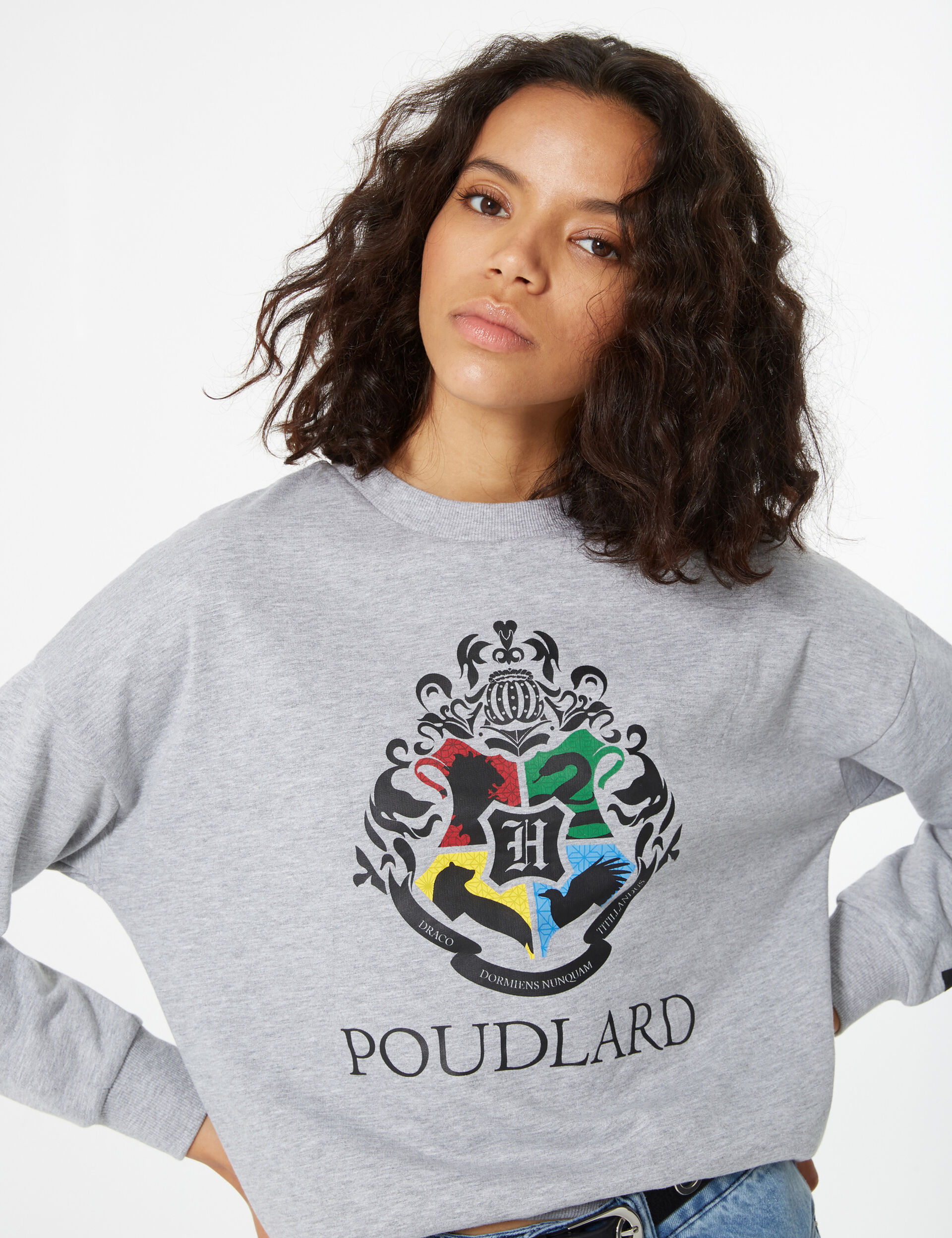 Sweat Harry Potter Poudlard