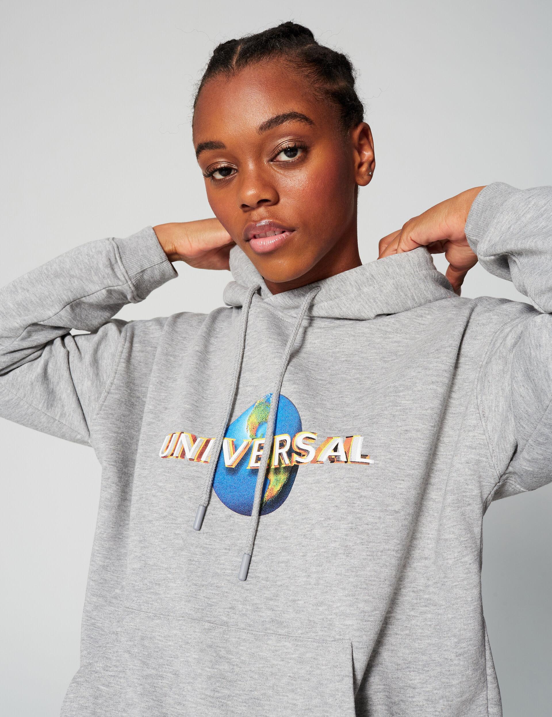Universal hoodie