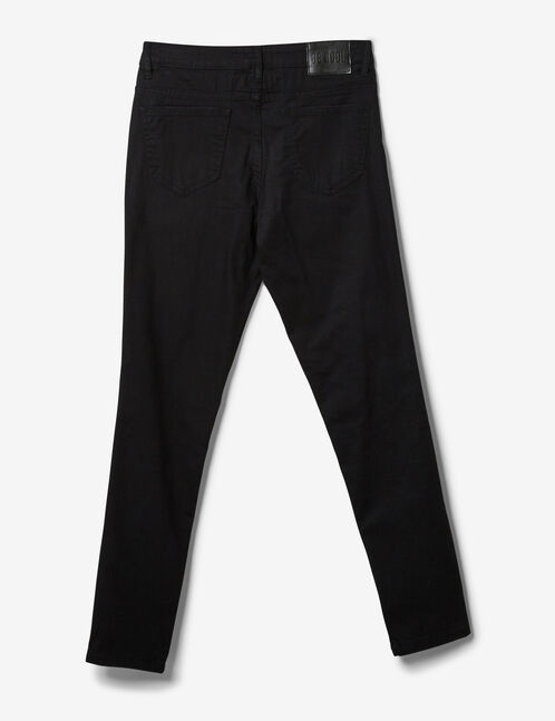 Black ripped trousers
