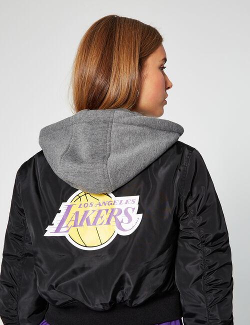 Blouson bomber Los Angeles Lakers