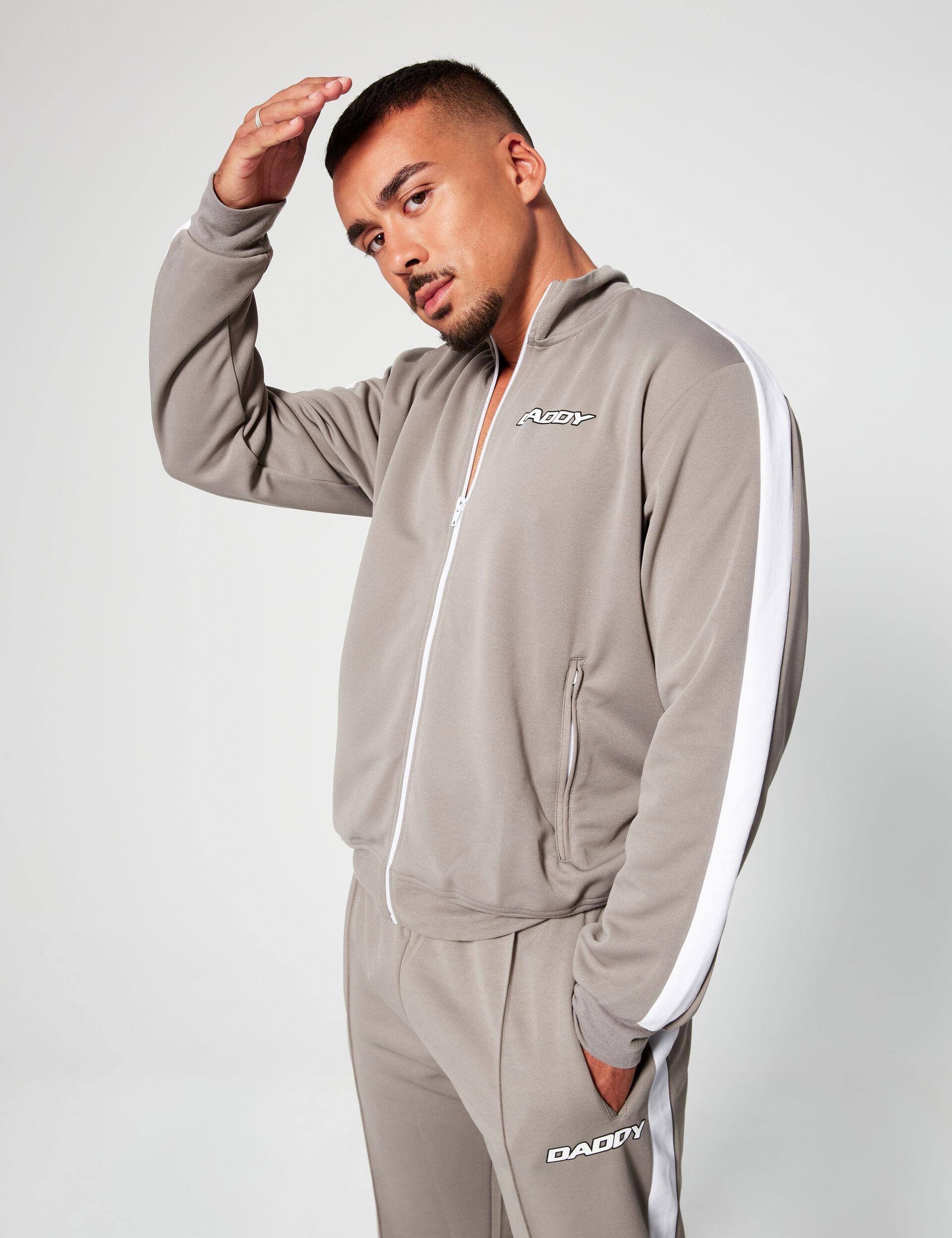 Paris zip-up hoodie