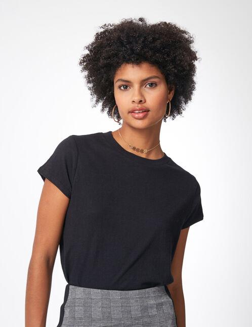 tee-shirt basic noir