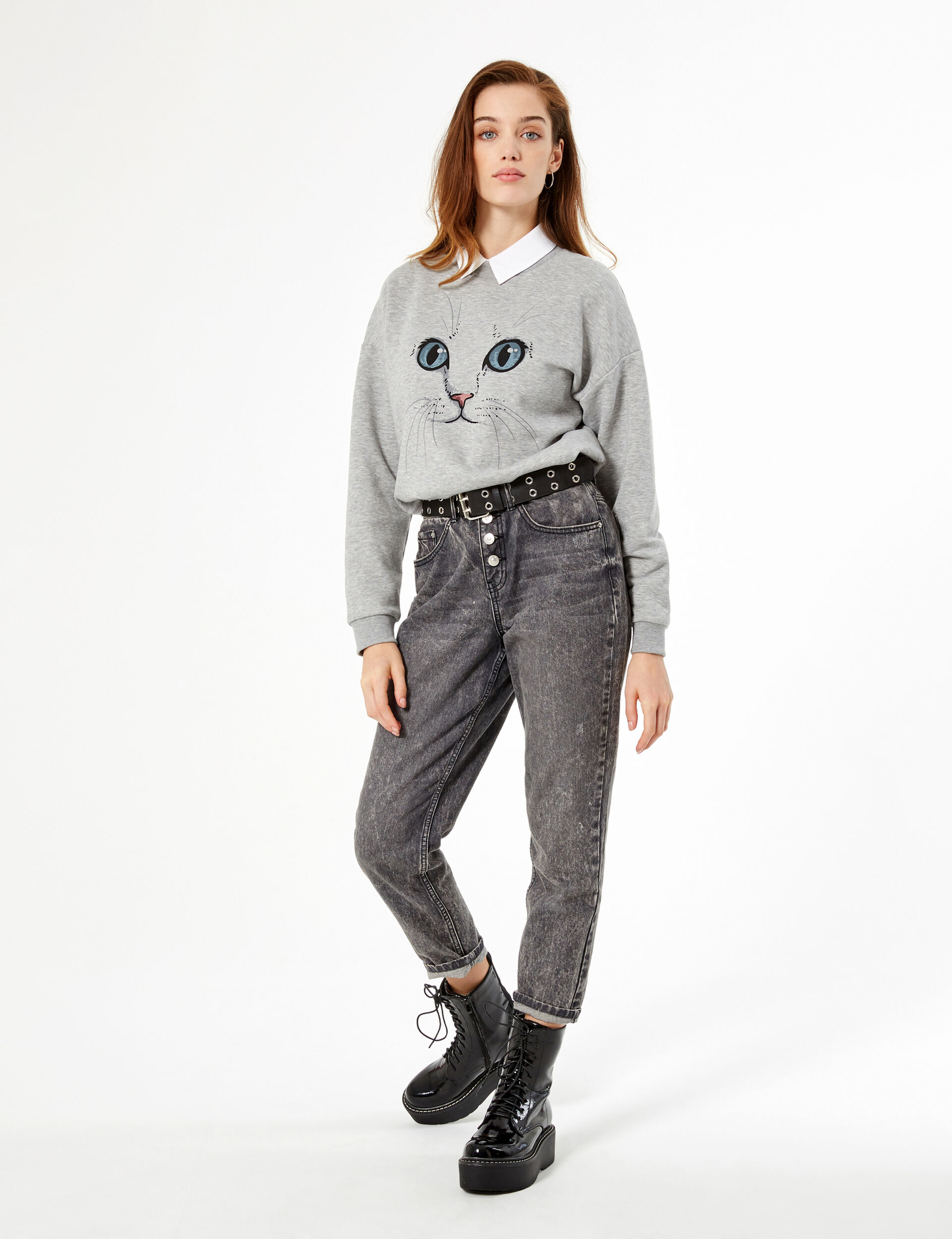 Cat jumper