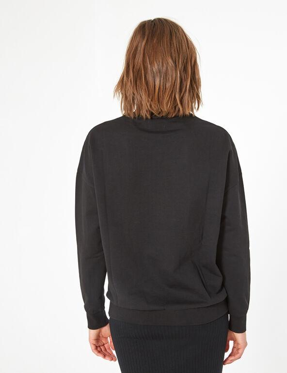 Basic loose sweatshirt