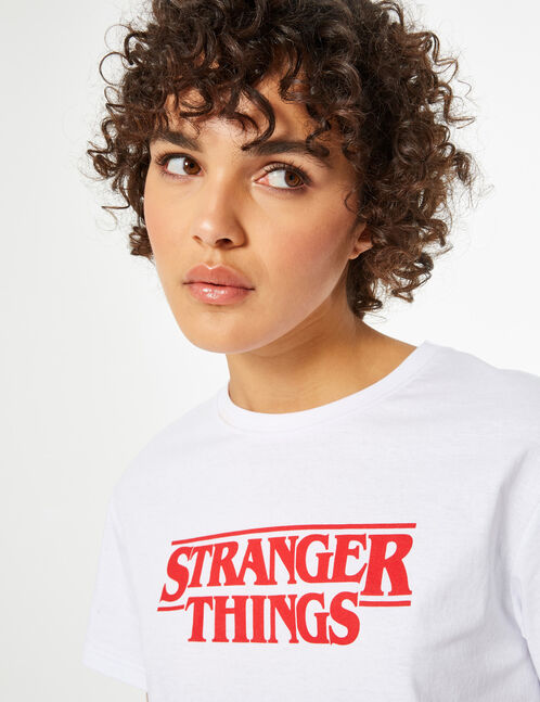 Tee-shirt stranger things