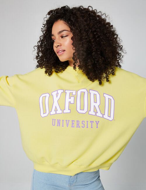Oxford University sweatshirt