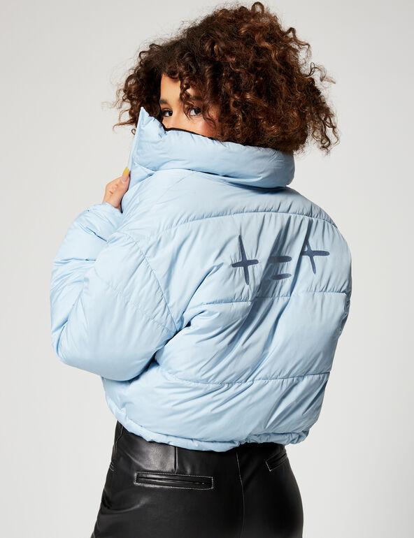Val d'Isère reversible puffa jacket