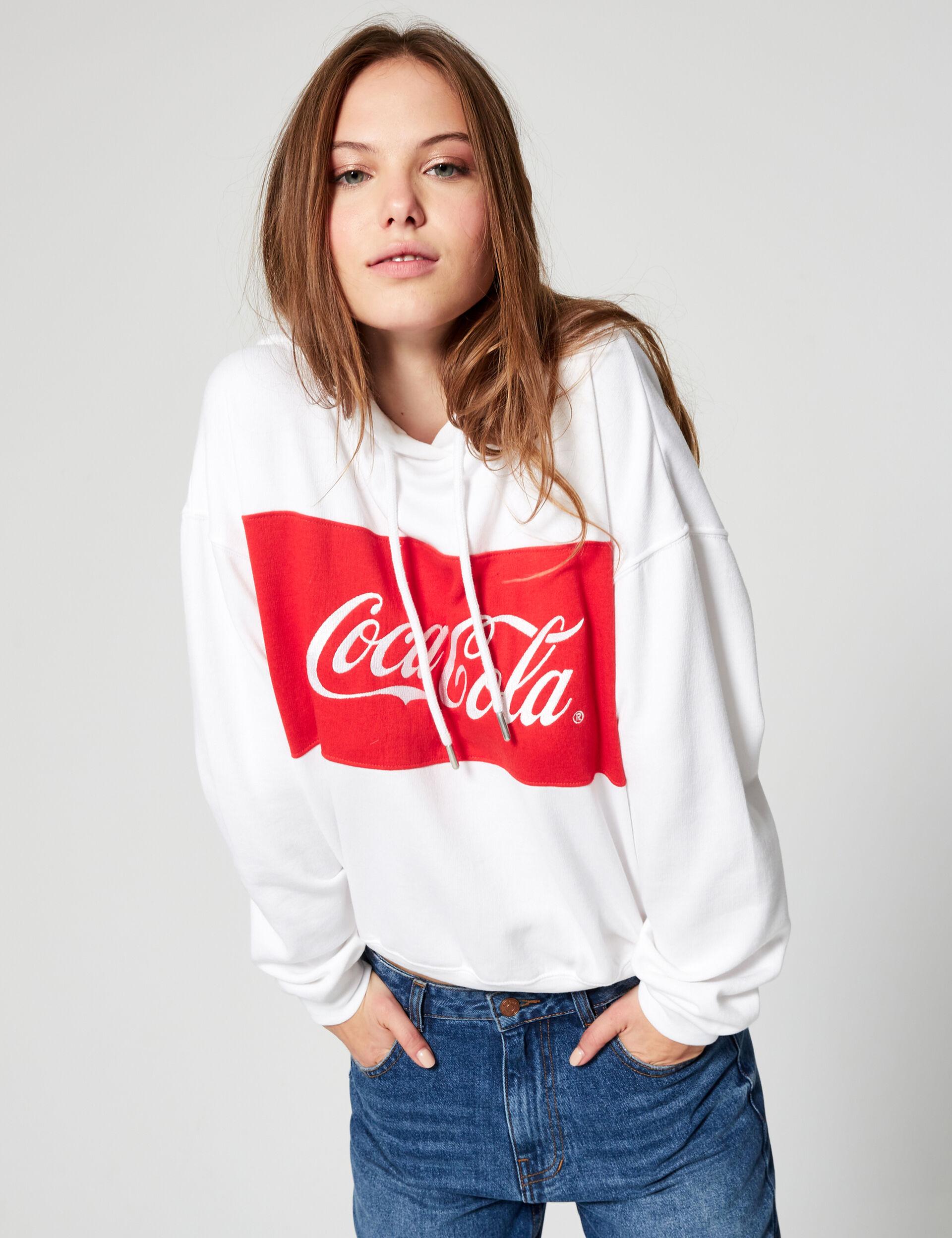Sweat loose Coca-Cola