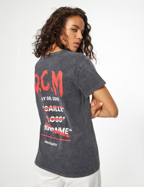 tee-shirt don't call me