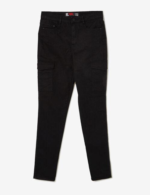 Black combat trousers