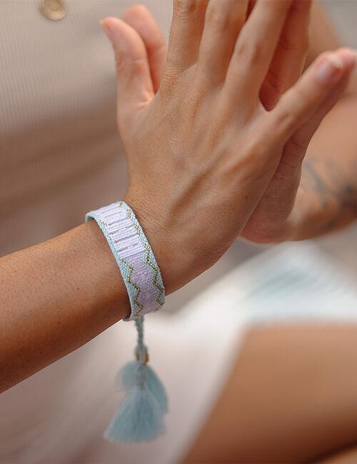 Bracelet coloré Aloha