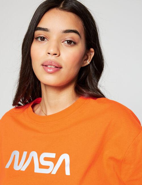 Crop top NASA