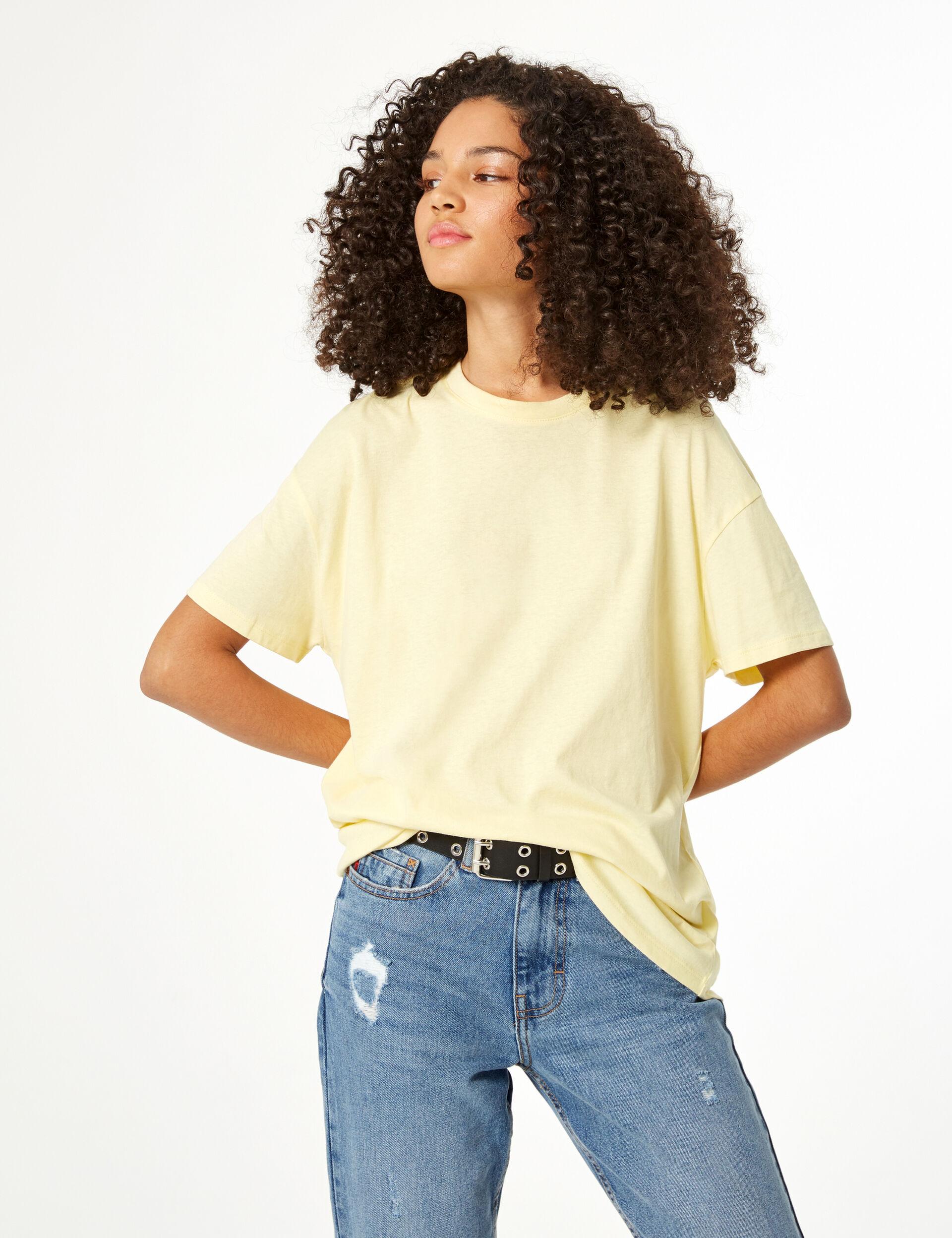 Basic oversized t-shirt