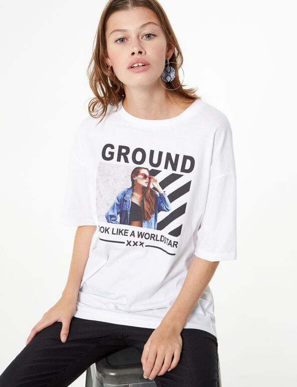 Tee-shirt ground