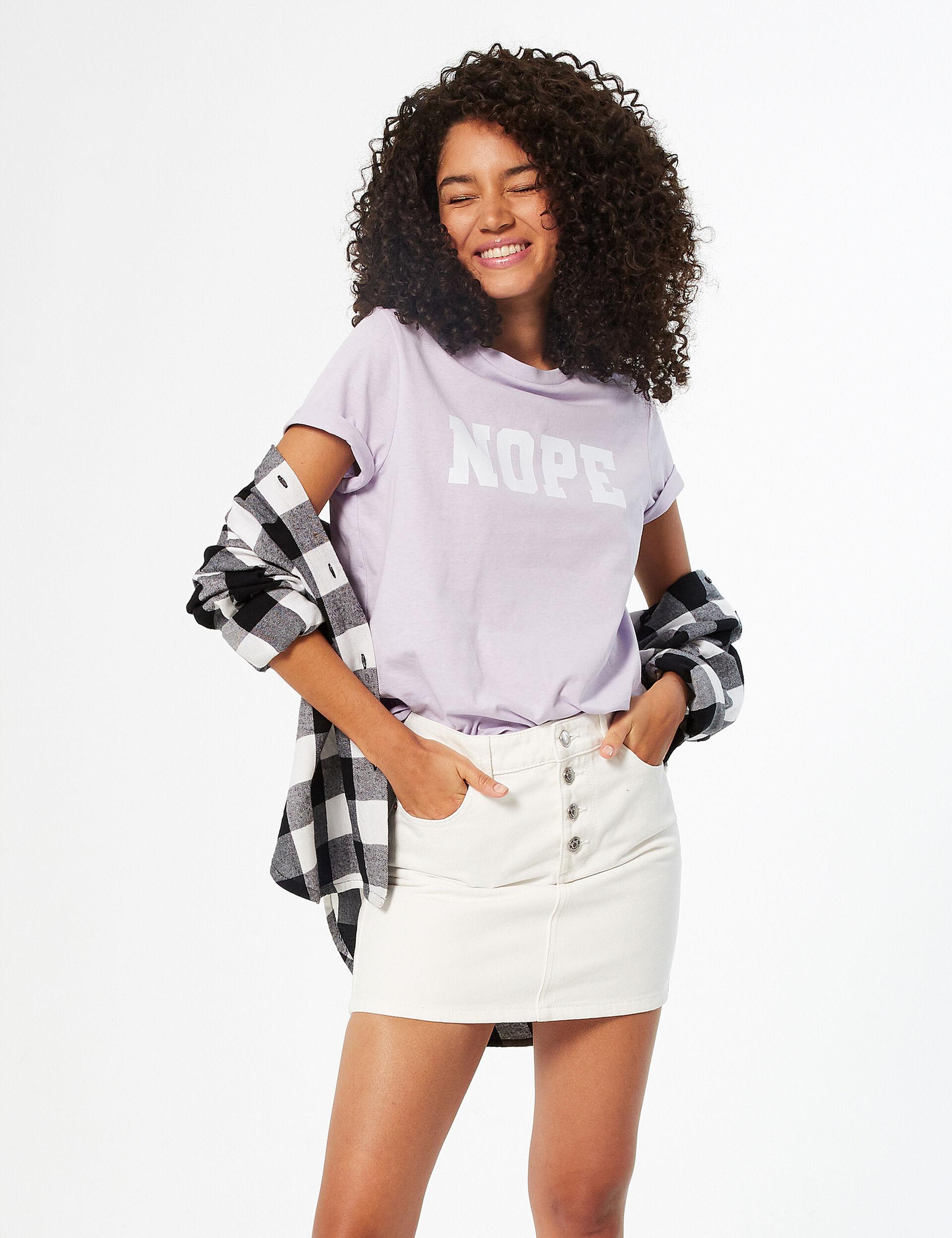 Tee-shirt NOPE