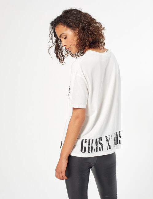 tee-shirt guns n'roses