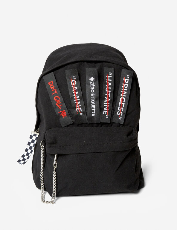 Don't Call Me backpack