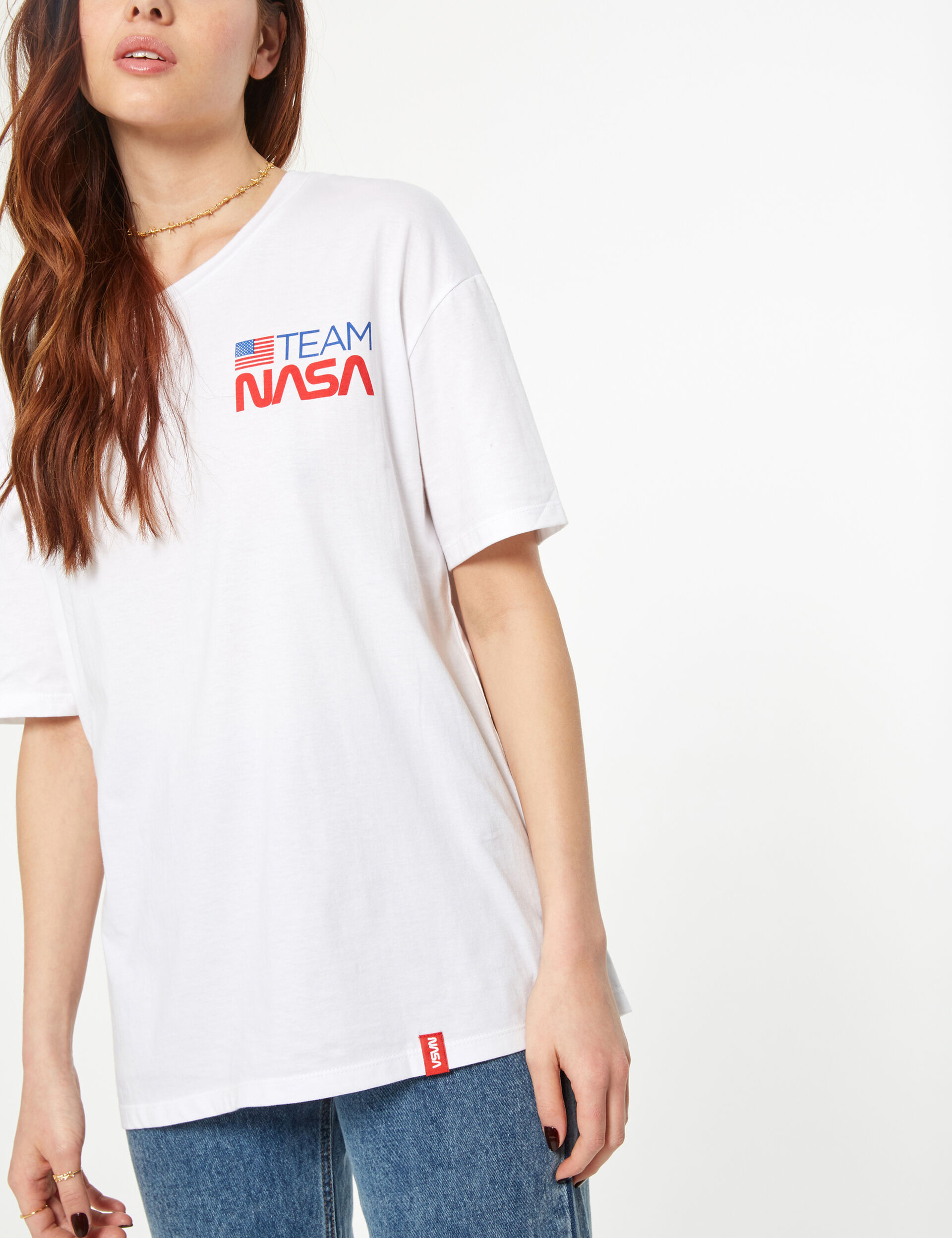 Tee-shirt oversize NASA
