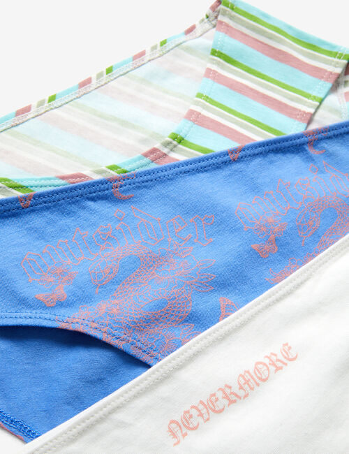 Patterned knickers