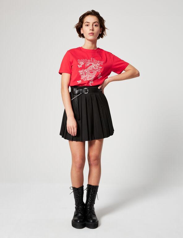 Motif T-shirt