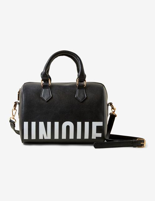 sac unique noir