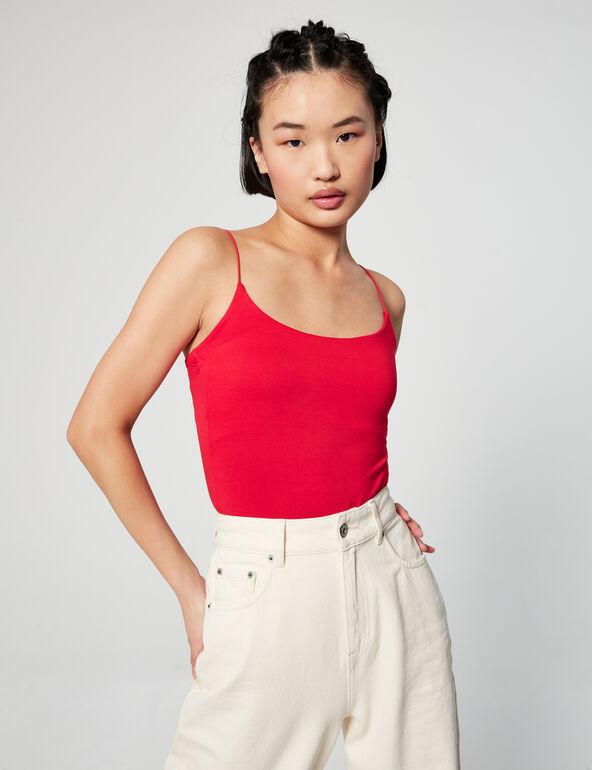 Strappy vest top