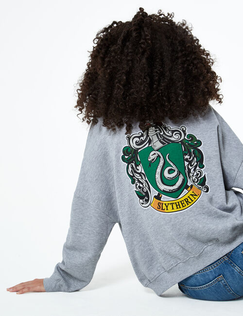 Sweat oversize Harry Potter Serpentard