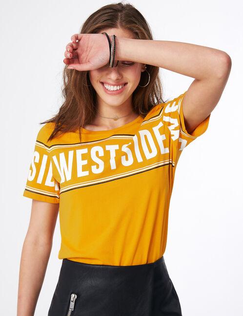 "Ochre ""westside"" T-shirt"
