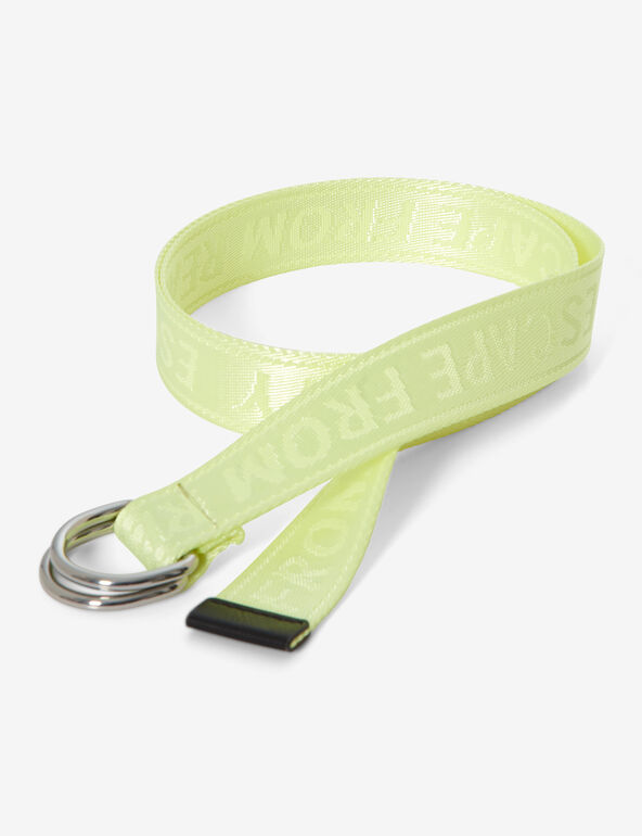 Ceinture escape from reality