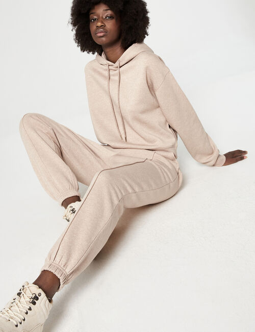 Joggers with panels