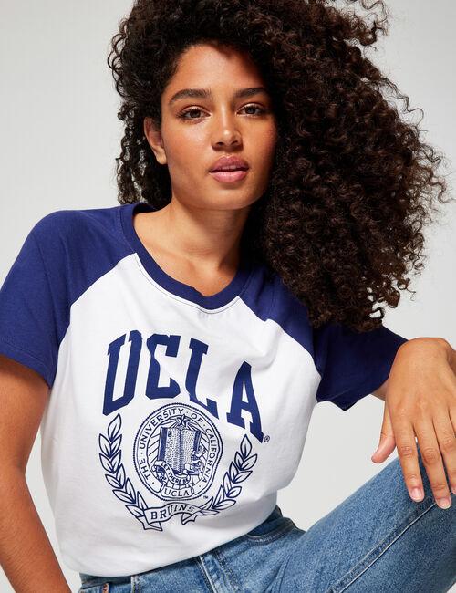 UCLA two-tone T-shirt