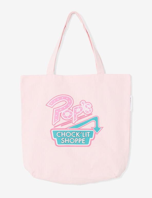 Riverdale Pop's tote bag