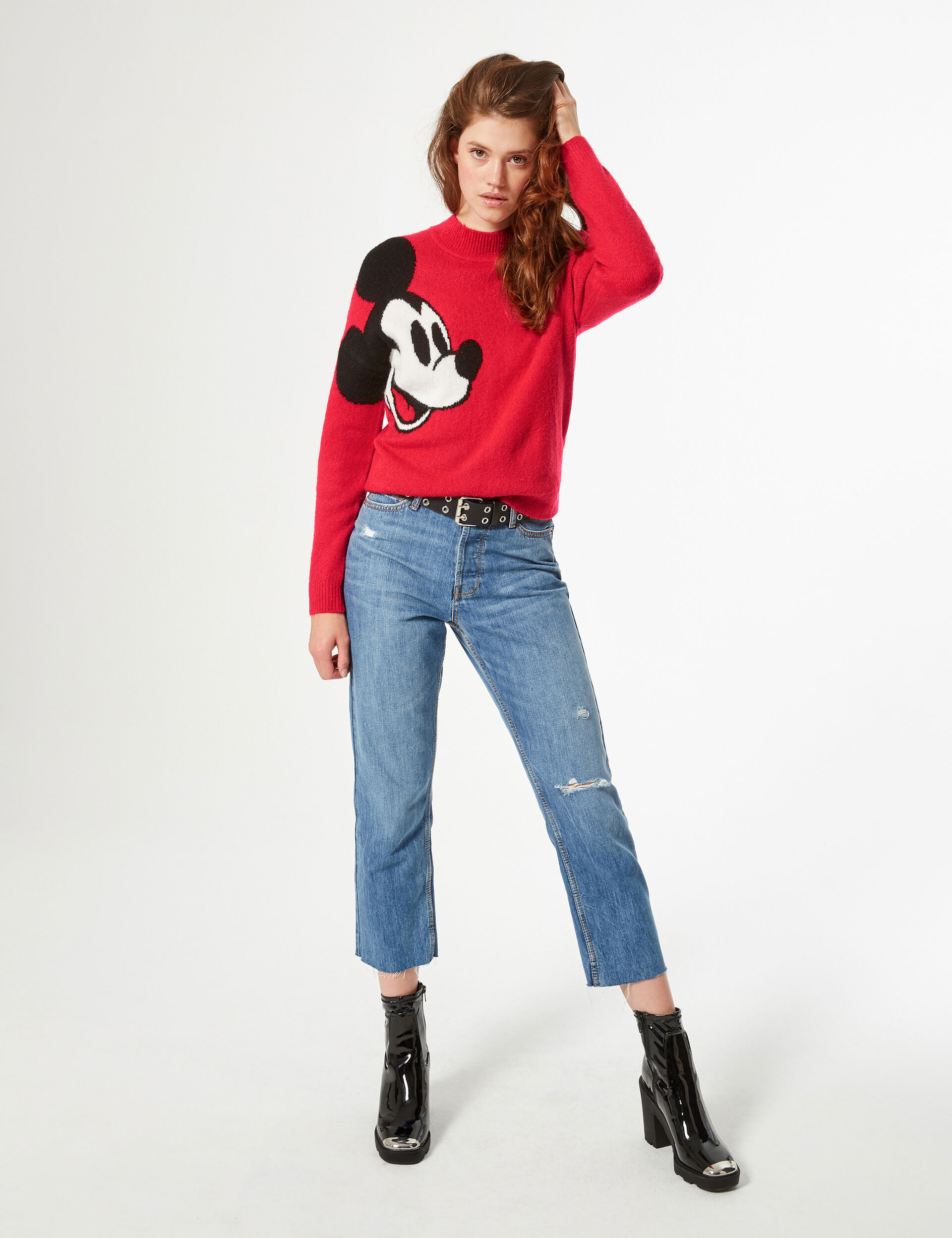 Disney mickey mouse jumper