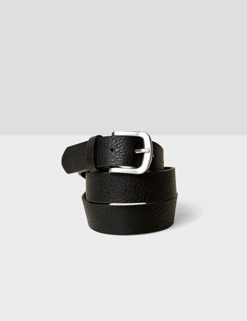 Ceinture basic simili