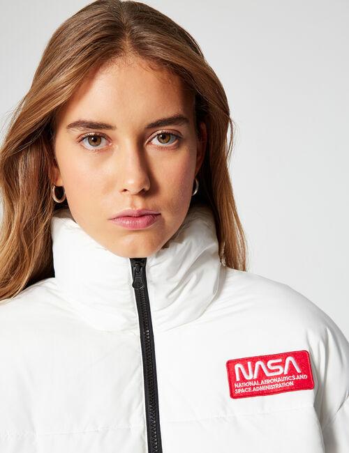 NASA puffa jacket