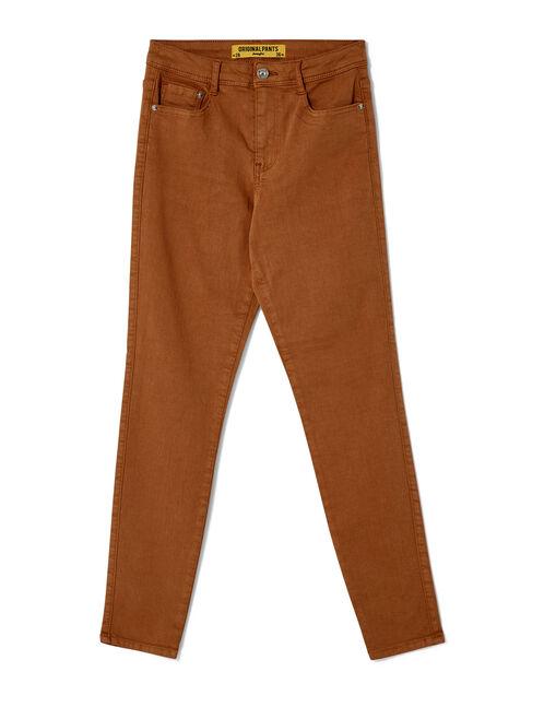 jean skinny camel
