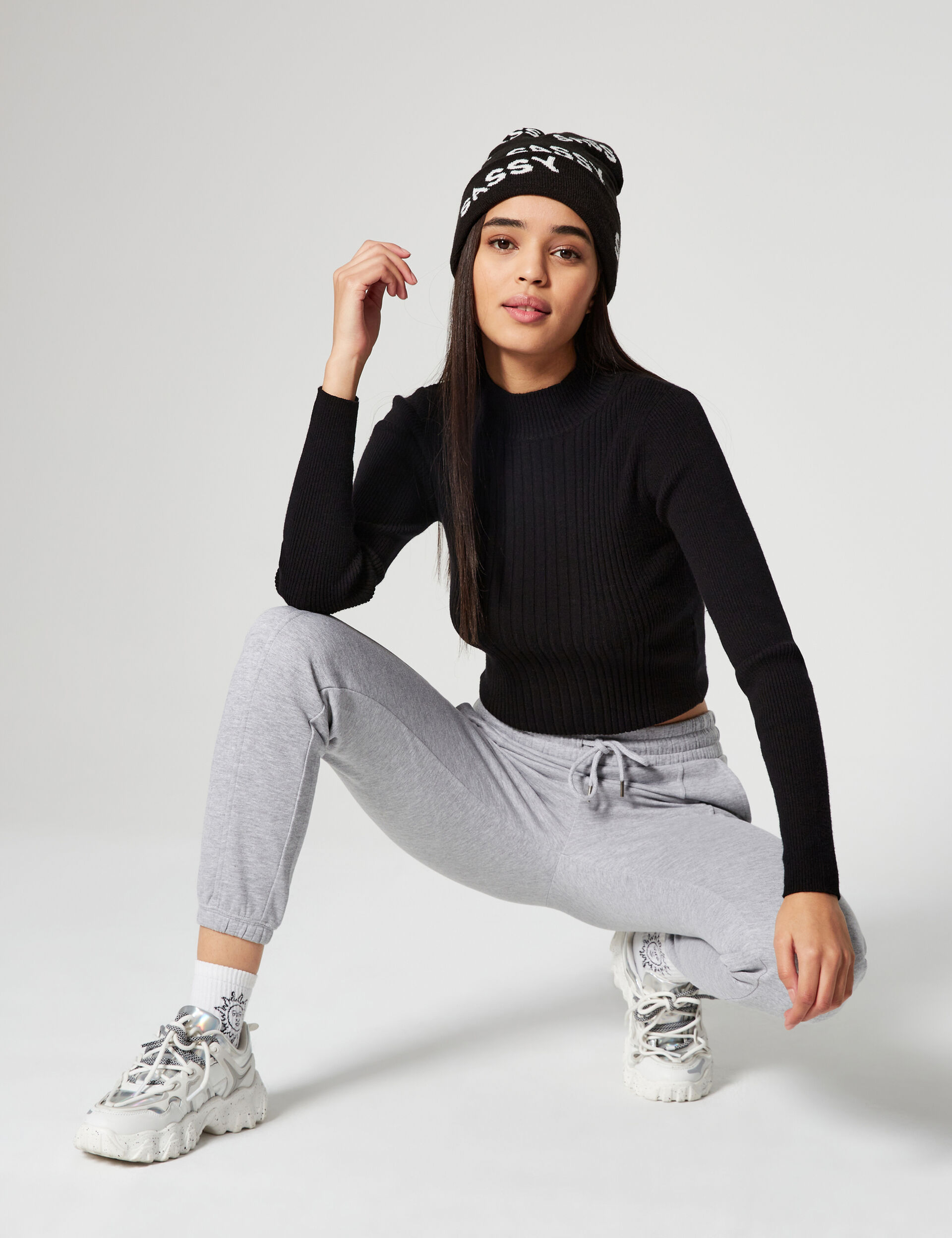 Slim-fit joggers